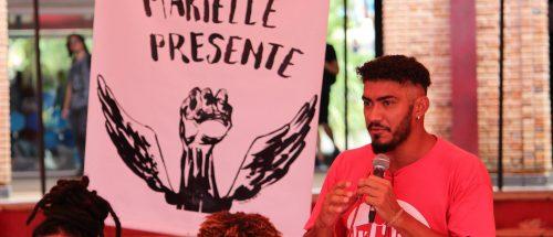 """14/03/19 - Debate: """"De Rafael Braga a Lula. Até onde vai a Liberdade?"""""""