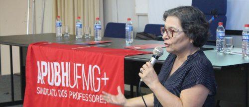 26/02/19 - Debate no Auditório da FaE/UFMG: Reforma da Previdência